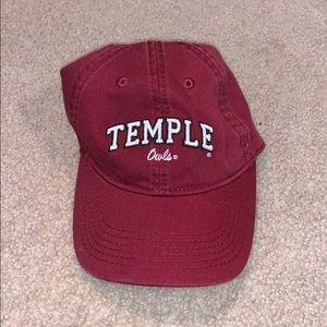 Temple University Hat